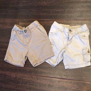 Boys 18-24 month khaki Old Navy shorts